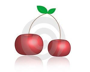 Fresh Fruits/Cherries Stock Photo - Image: 3049760