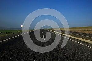 Δρόμος ασφάλτου Στοκ Φωτογραφίες - εικόνα: 30475703