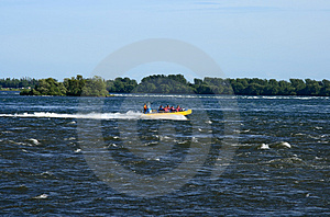 Jet Boating Adventure Royalty Free Stock Images - Image: 3054859