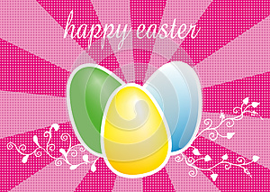 Easter Eggs Stock Photos - Image: 30560343