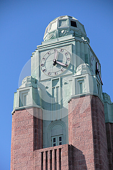 Clock Tower Stock Images - Image: 30575004
