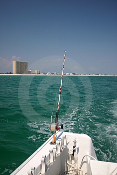 Fishing Pole Stock Image - Image: 3061981