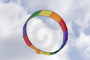 Circular Kite Stock Photography - Image: 3080222