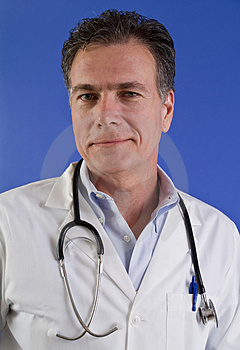 Friendly Doctor Stock Images - Image: 3082414