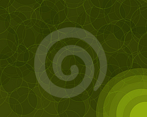 Retro Circles Background Stock Photography - Image: 3082732