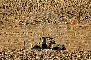 Single Jeep Stock Photos - Image: 3085803