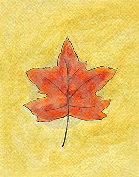Leaf Stock Photo - Image: 3090830