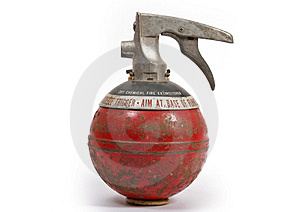 Fire Extinguisher Royalty Free Stock Photography - Image: 3094047