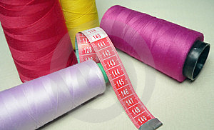 Tailor,to Sew,thread Stock Photos - Image: 312343