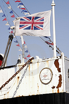 Britannia Rules The Waves Royalty Free Stock Photos - Image: 317908