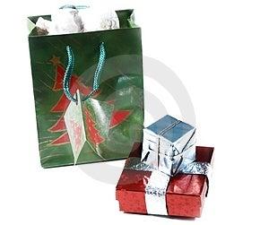 Gift Bag,presents Stock Photos - Image: 318483