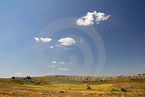Mountain Plateau Stock Images - Image: 3102644