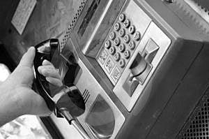 Public Telephone Royalty Free Stock Photos - Image: 3109508