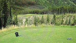 Golfcursus Royalty-vrije Stock Afbeeldingen - Afbeelding: 3119369
