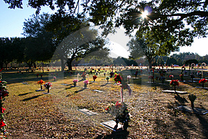 Cemetery Stock Photos - Image: 3124033