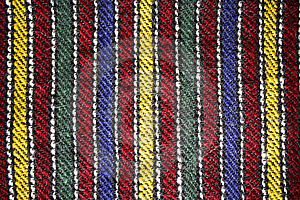 Plaid Fabric Royalty Free Stock Image - Image: 3129896