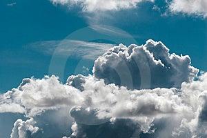 Cumulus Stock Image