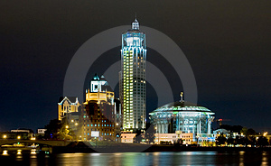 The Moscow House Of Music Stock Image - Image: 3138311