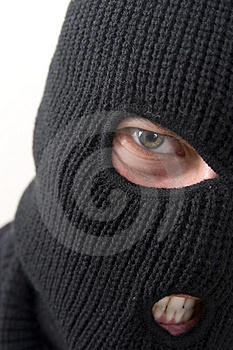 Criminal Stock Image