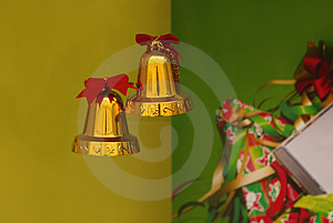 Christmas Bells Royalty Free Stock Photography - Image: 3145477