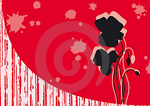 Red Background Royalty Free Stock Images - Image: 3146229