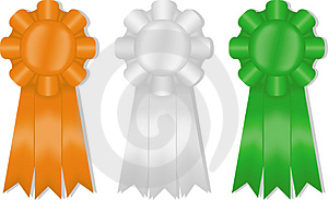 Three Ribbons 2 Royalty Free Stock Photo - Image: 3153445