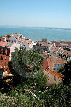 Panorama View From Oporto City Stock Photo - Image: 3155240