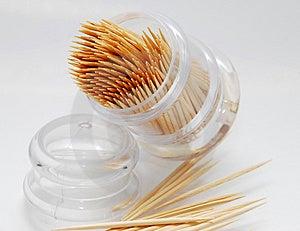 Toothpicks Stock Photos - Image: 3169233