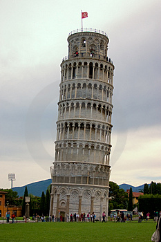 Pisa - Leaning Tower