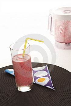 Milk Shake Stock Photography - Image: 3178412