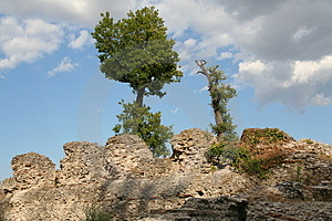 Roman Ruins Stock Photos - Image: 3180053