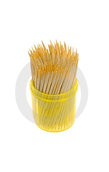 Toothpicks Stock Photography - Image: 3182212