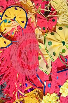 Ornamento Di Festa E Del Partito Immagini Stock Libere da Diritti - Immagine: 3185709