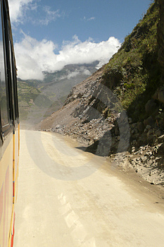 Bus Adventure Royalty Free Stock Photography - Image: 3190497