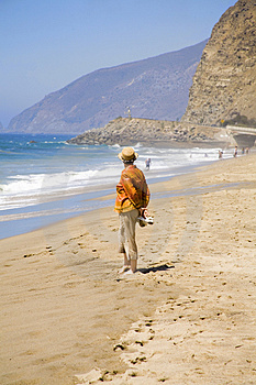 Retirement On The Beach Royalty Free Stock Photos - Image: 3194498