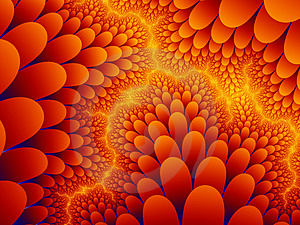 Abstract And Fractal Royalty Free Stock Photography - Image: 3199427