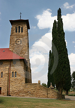 Church Tower Royalty Free Stock Photo - Image: 324405