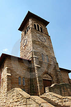 Church Tower Royalty Free Stock Photography - Image: 324407
