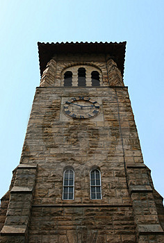 Church Tower Stock Photo - Image: 324410