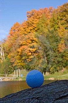 Golfbal 06 Stock Foto - Afbeelding: 328050