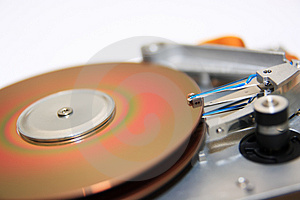 Hard Disk Drive Stock Images - Image: 3206044