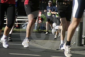 Marathon Stock Images