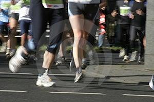 Marathon Free Stock Photography