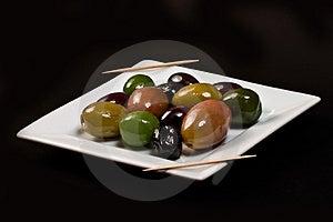 Olive Medley Stock Image - Image: 3210301