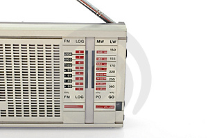 Old Radio Royalty Free Stock Image - Image: 3211376
