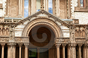 Trinity Arch Stock Photography - Image: 3252202