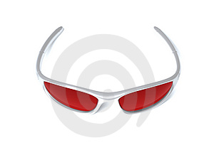 Sport Eye Glasses Stock Image - Image: 3275181