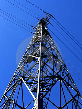 Mighty Tower Stock Image - Image: 3275761