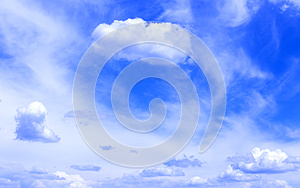 Clouds, sky Stock Images