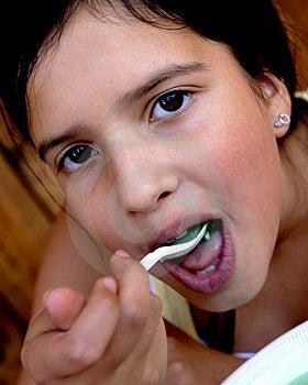 Big Bite Stock Image - Image: 3285991